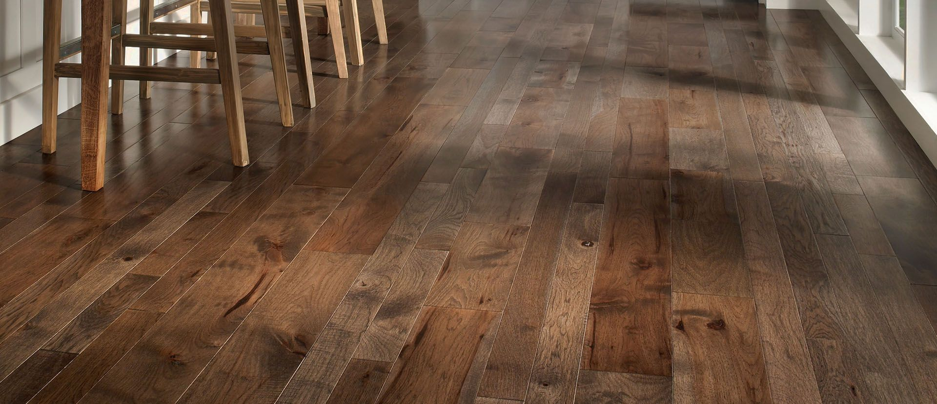 Beautiful Kitchen Hardwood Floor